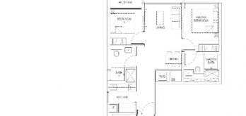 mont-botanik-residence-2-bedroom-floor-plan-a2-singapore