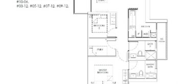 mont-botanik-residence-2-bedroom-plus-study-floor-plan-a4p-singapore